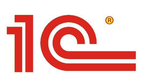 1С логотип