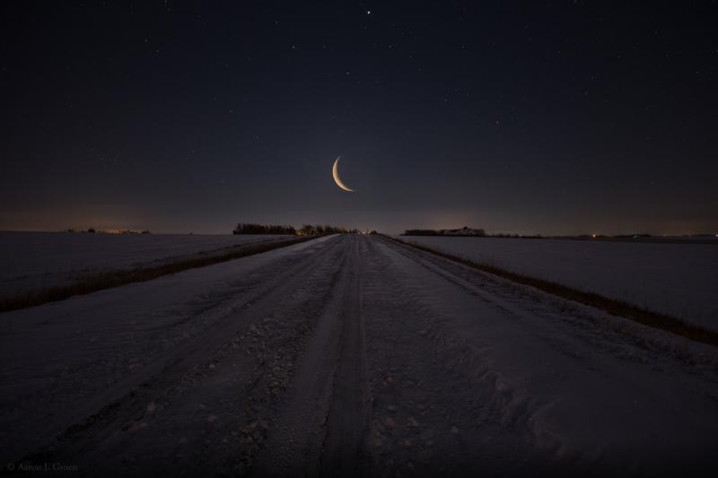 2016-01-21 00-07-31 Frozen Road to Nowhere, автор — Aaron J. Groen.Фото 90051275 - 500px - Mozilla Firefox