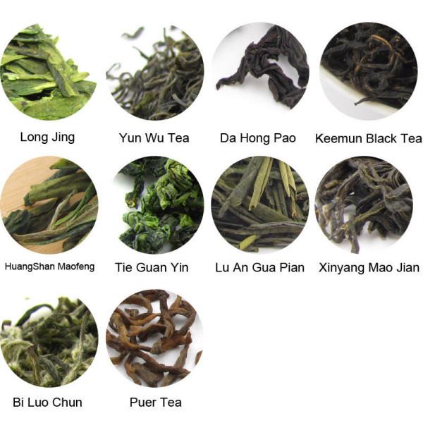 Лучшие сорта чай китайский