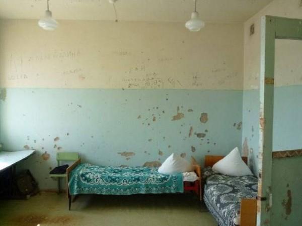 палата больницы