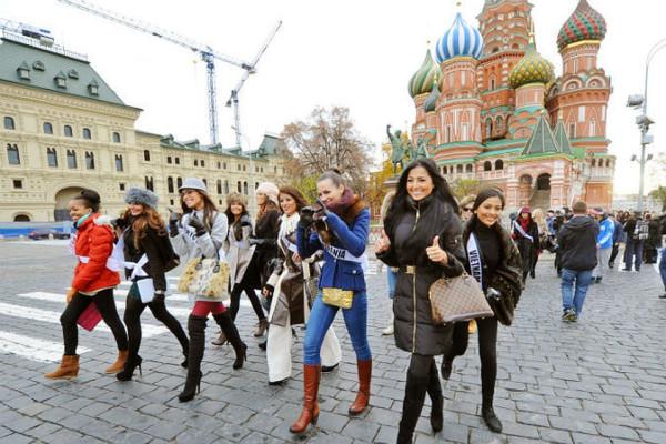 Назван российский город с самыми красивыми девушками!