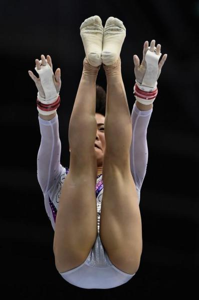 Гимнастки