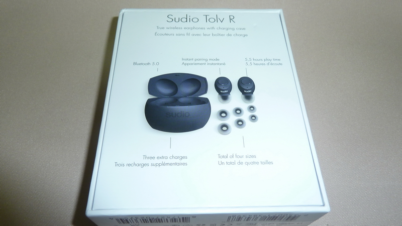 Sudio Tolv R Black