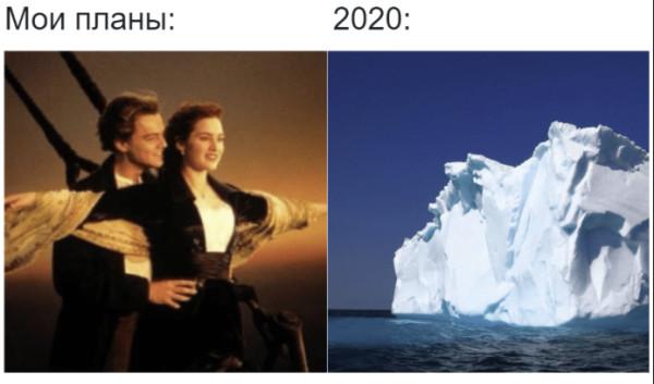 Назовите причины своих неудач в 2020 году 2020