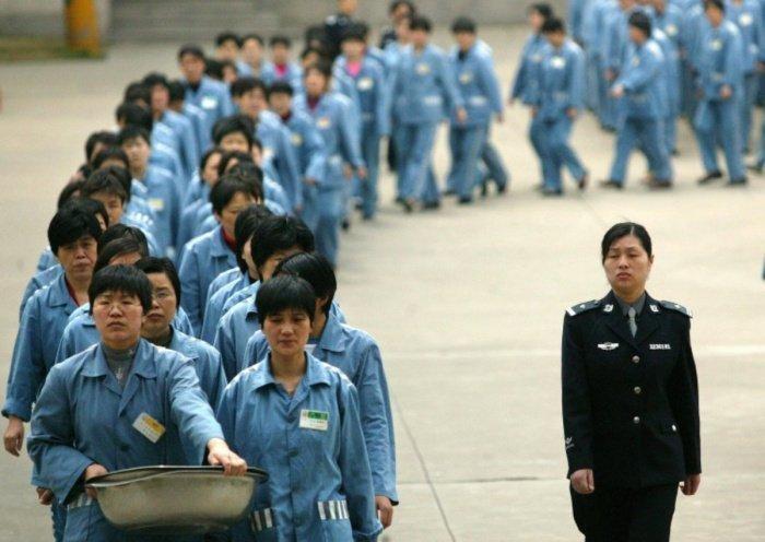 китай тюрьма