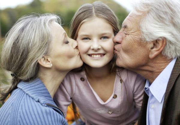 бабушки дедушки