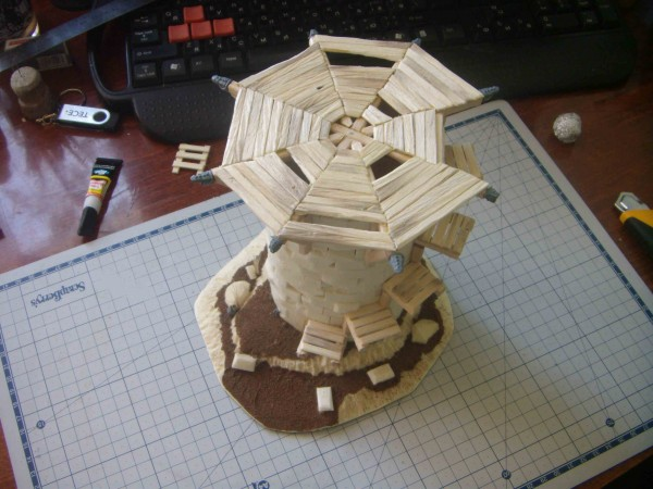 chaos - Chaos tower. WIP. 239900_600