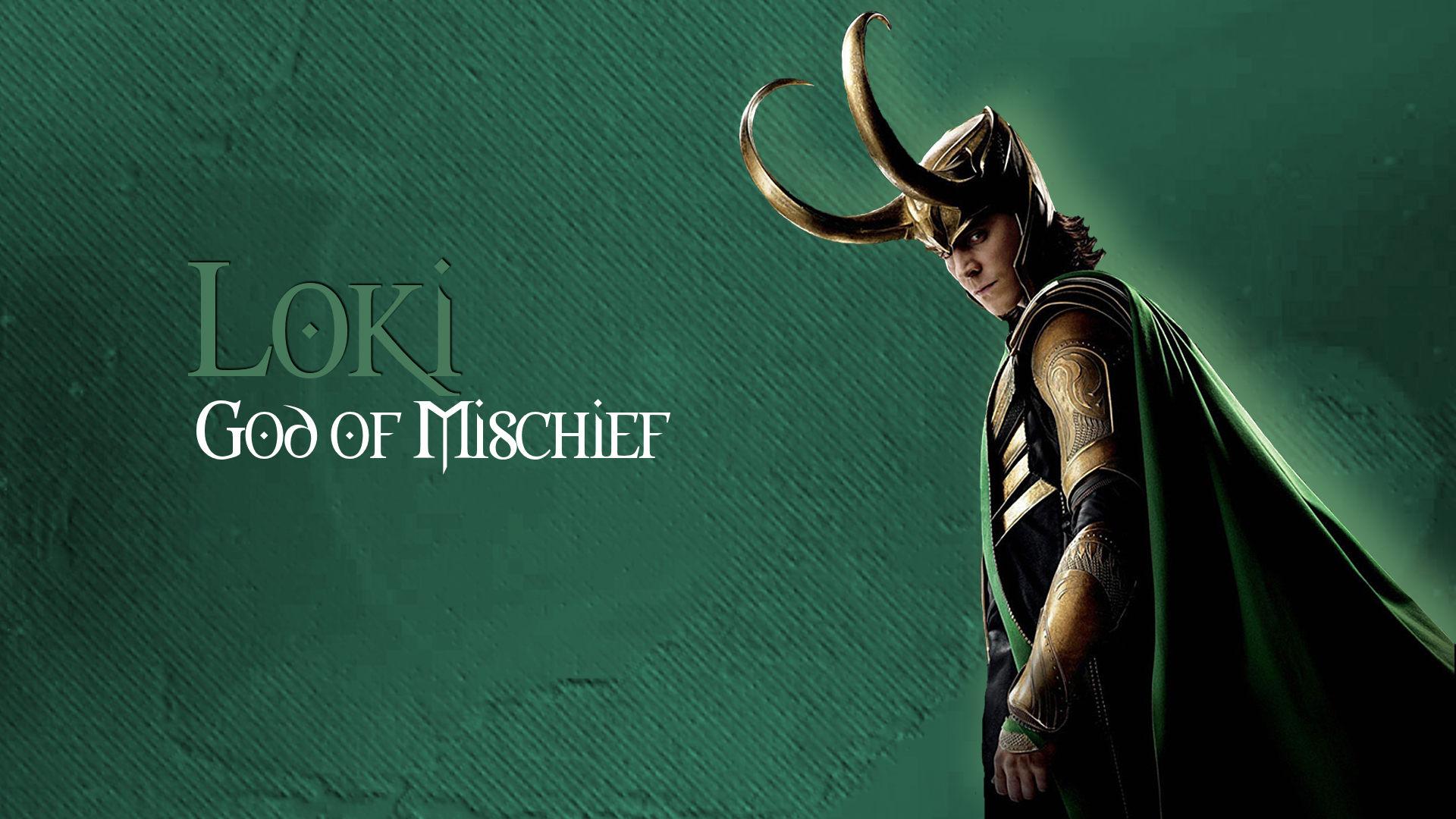 12-01 Loki - God of Mischief MCU by Tarlan