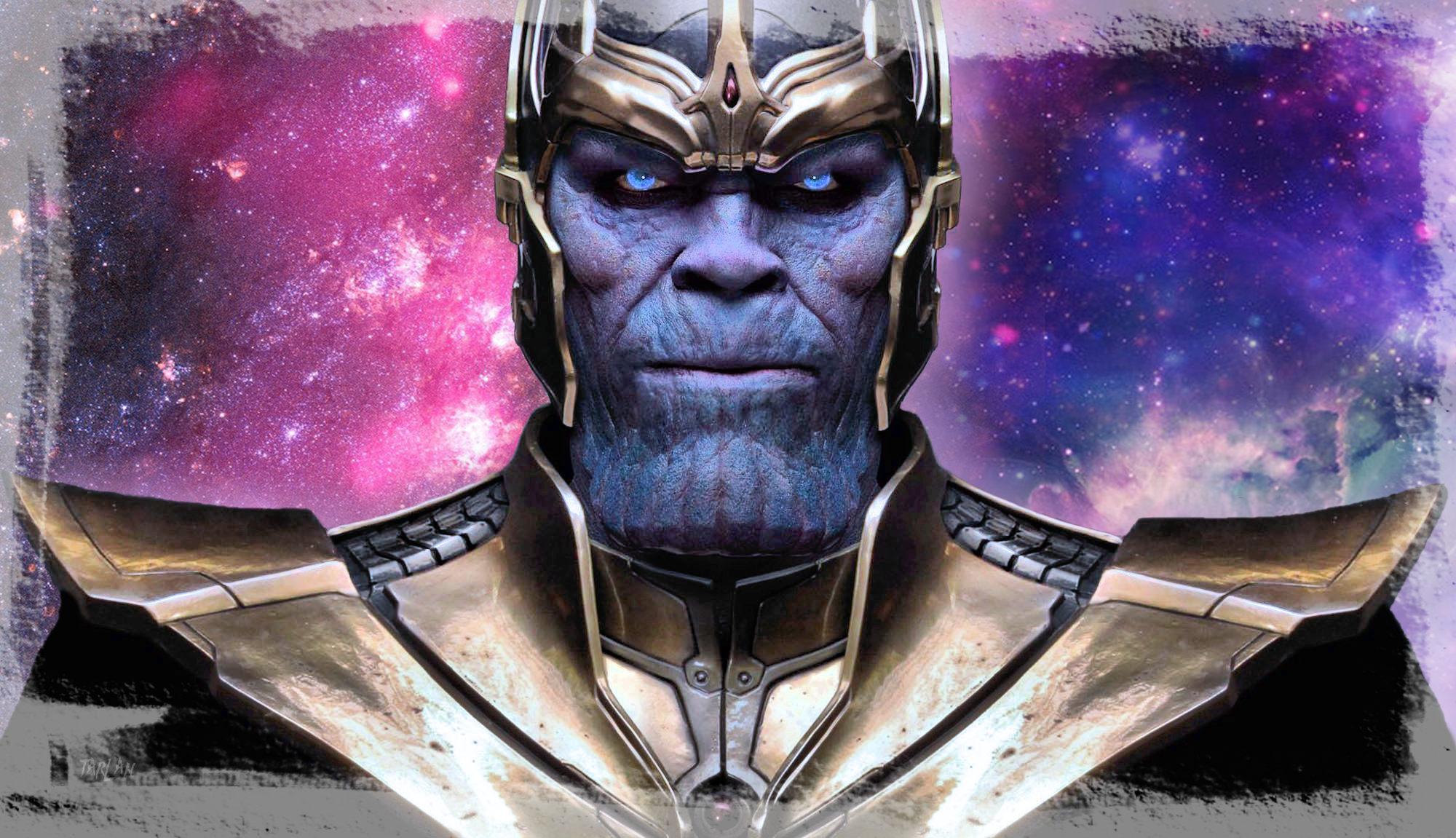 12-03 Thanos - MCU by Tarlan