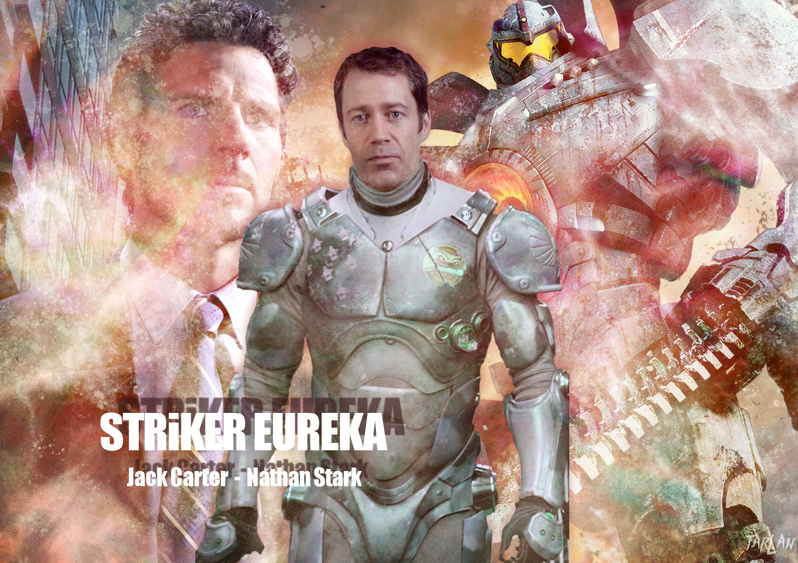 Striker Eureka by Tarlan