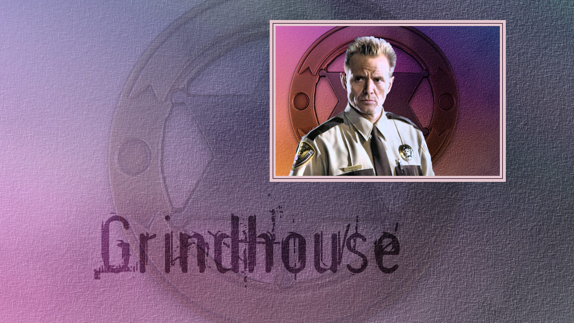 Sheriff Hague - Grindhouse by Tarlan