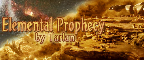 Elemental Prophecy by Tarlan, Art by Taibhrigh