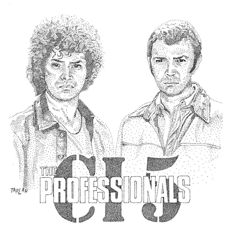 Professionals - Bodie and Doyle