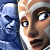 Rex and Ahsoka - Icon 01 by Tarlan