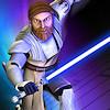 Obi Wan Kenobi - Icon 02 by Tarlan