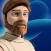 Obi Wan Kenobi - Icon 01 by Tarlan