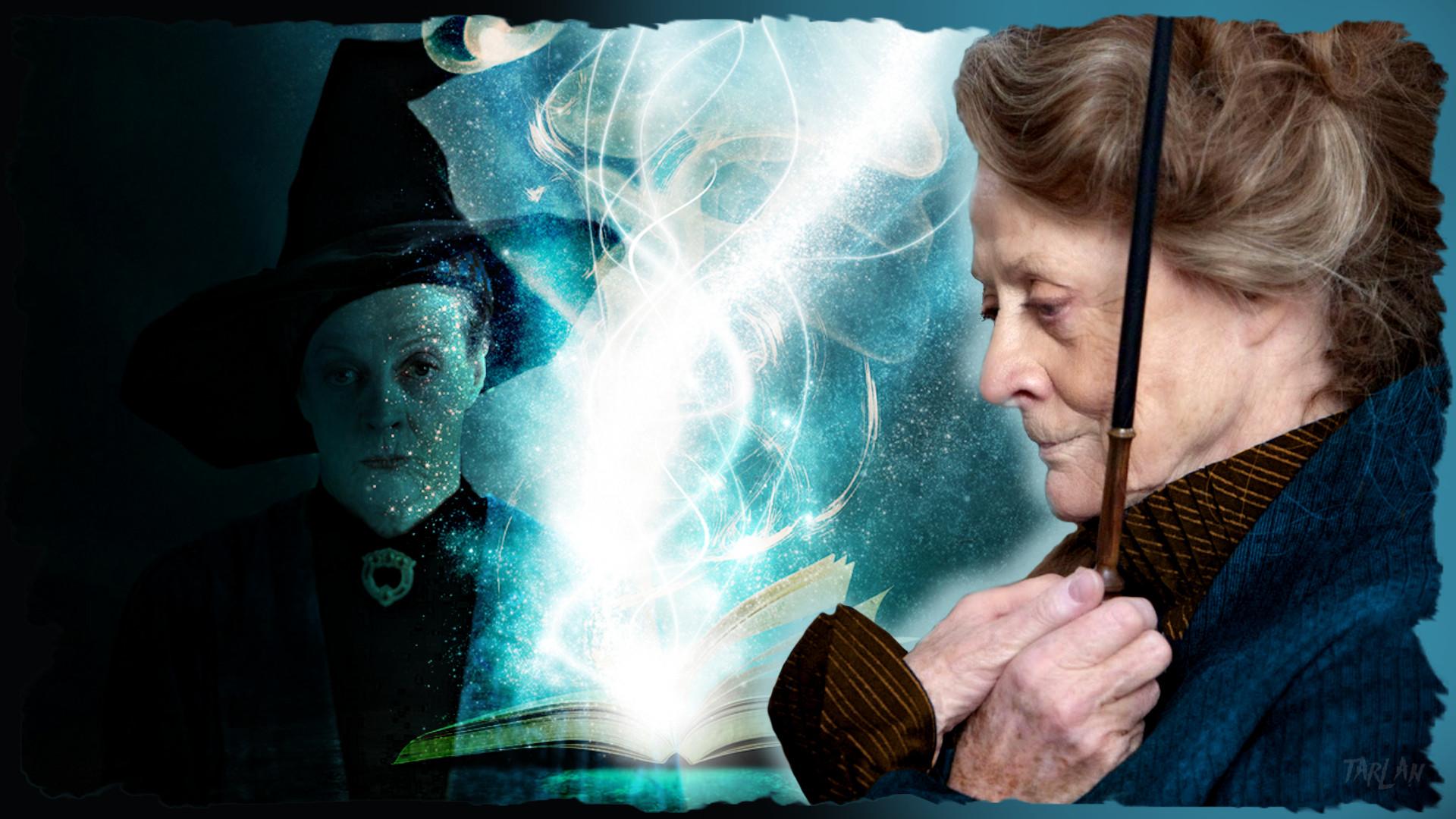 HP - Minerva McGonagall by Tarlan