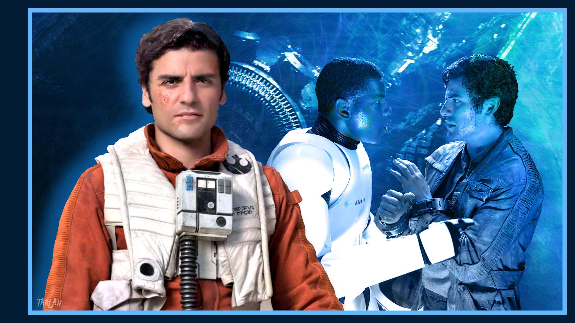 Star Wars - Poe and Finn by Tarlan