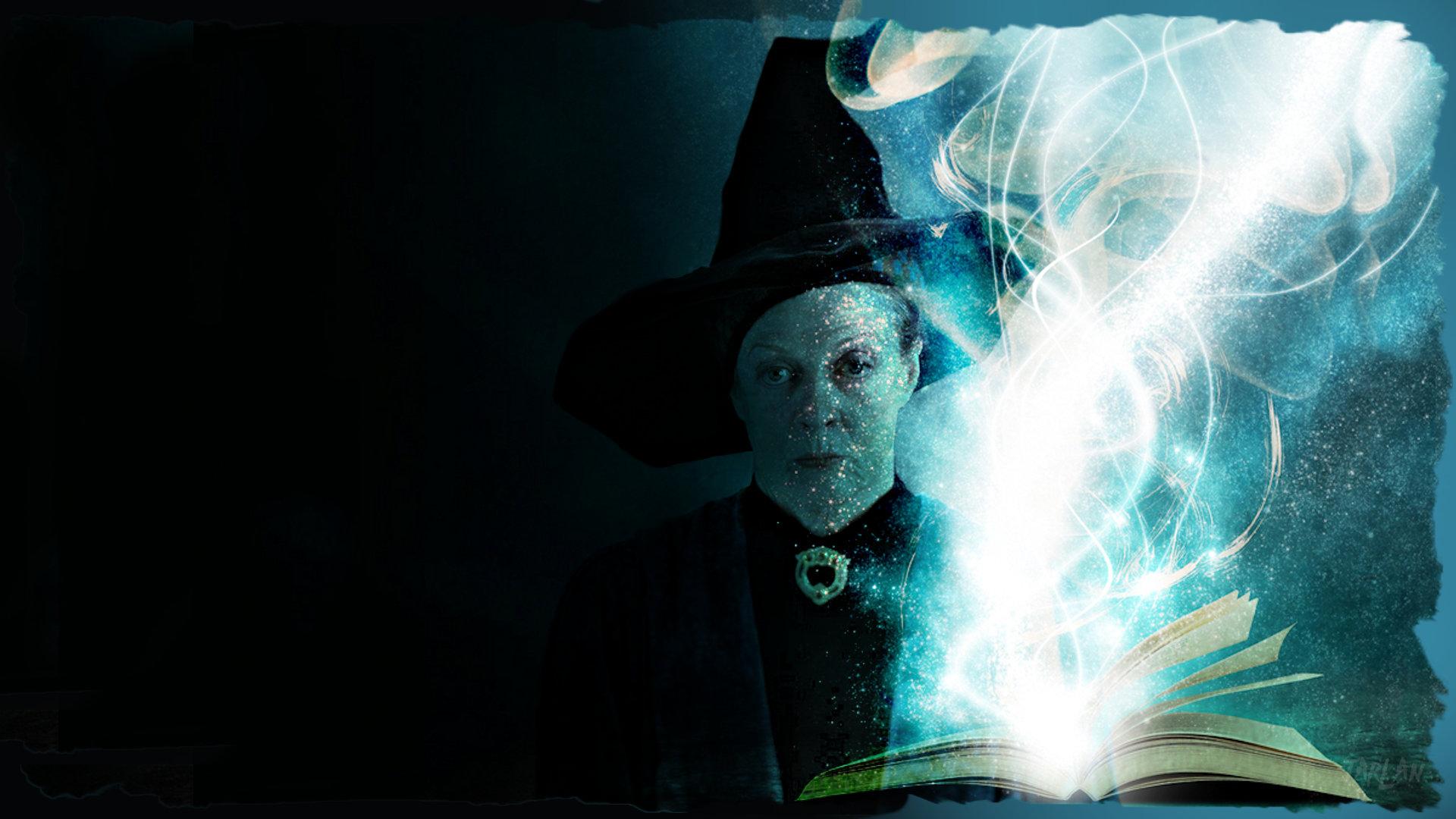 HP - Minerva McGonagall 02 by Tarlan