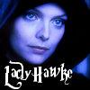 Ladyhawke for Annariel by Tarlan - Fandom Stocking 2016