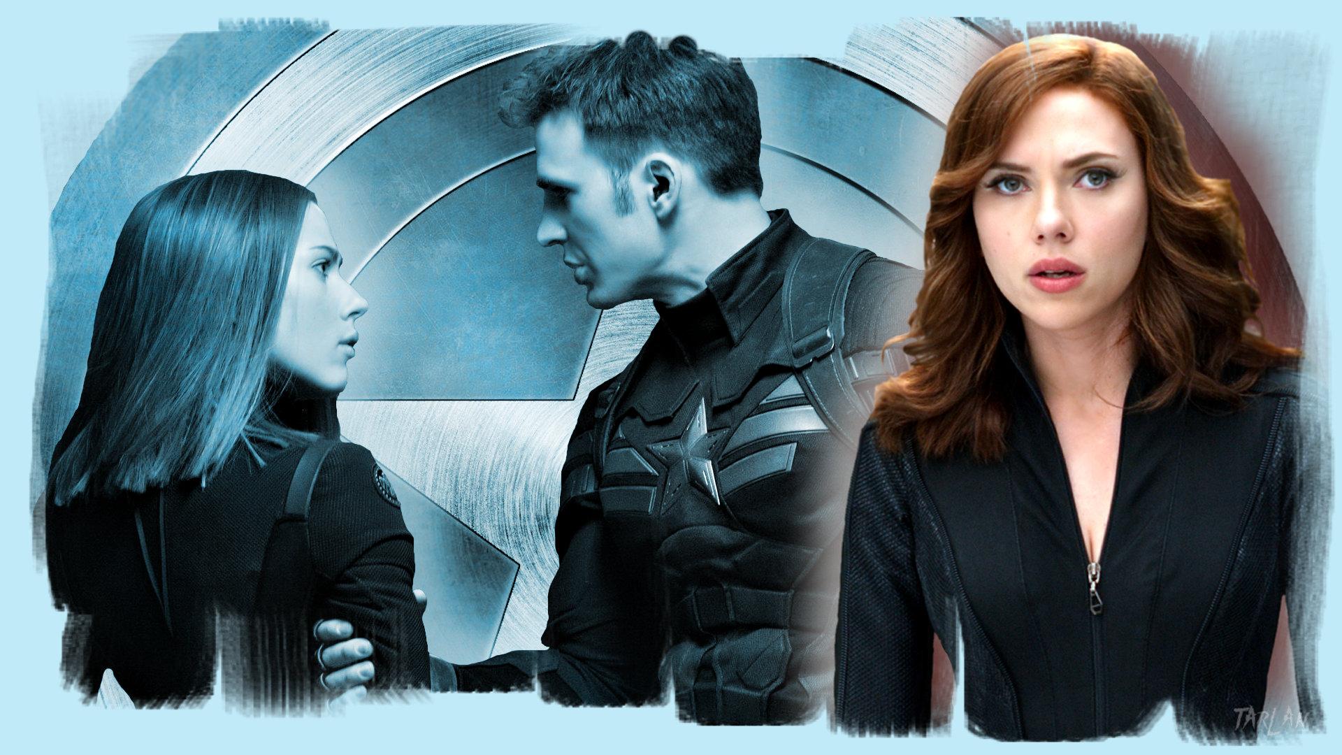 Avengers - Steve_Natasha 02 by tarlan