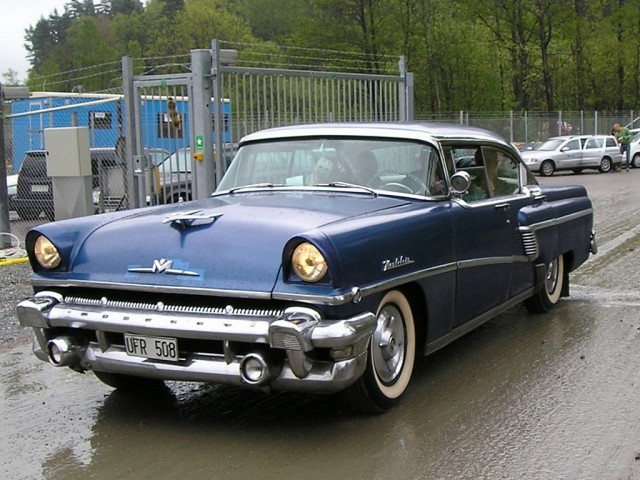 1956 ford motor company cars of the day lord k for 1956 mercury montclair phaeton 4 door hardtop