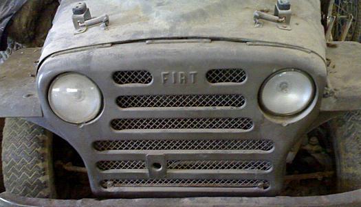 1954 Fiat Campagnola
