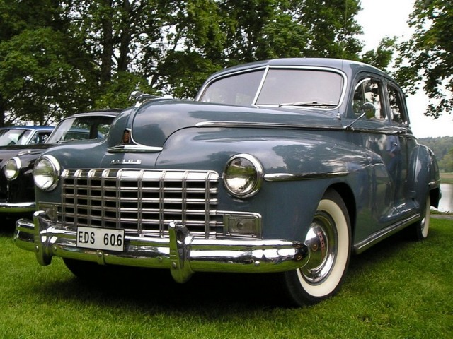 1948 dodges plymouths of the day lord k for 1948 dodge deluxe 4 door