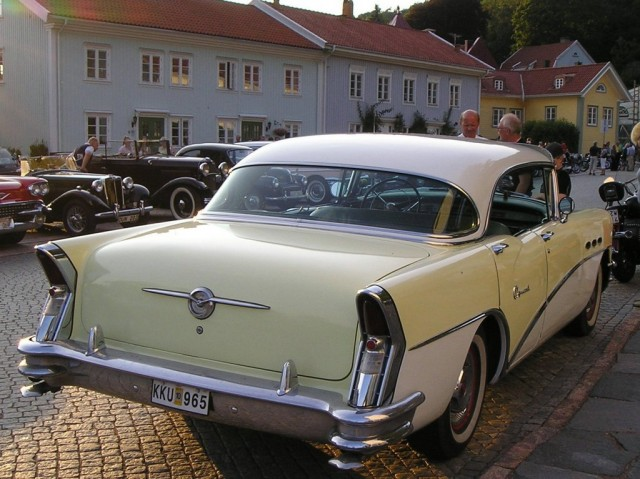 1956 cadillacs buicks of the day lord k for 1956 buick special 4 door hardtop