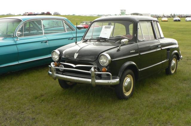 1961 NSU Prinz