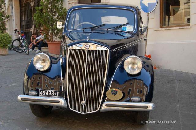 1939 Lancia Ardea | iswahyudi