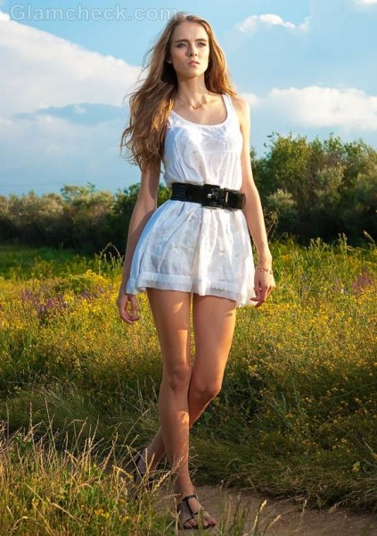 Rock-the-look-styling-basic-little-white-dress