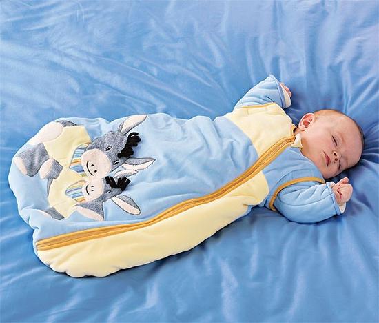 Мешки для сна для новорожденных своими руками