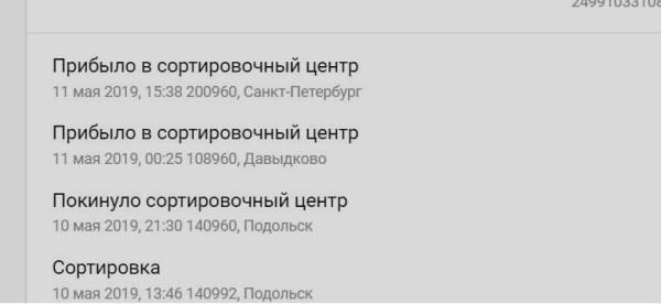 Почта России чудит по-взрослому