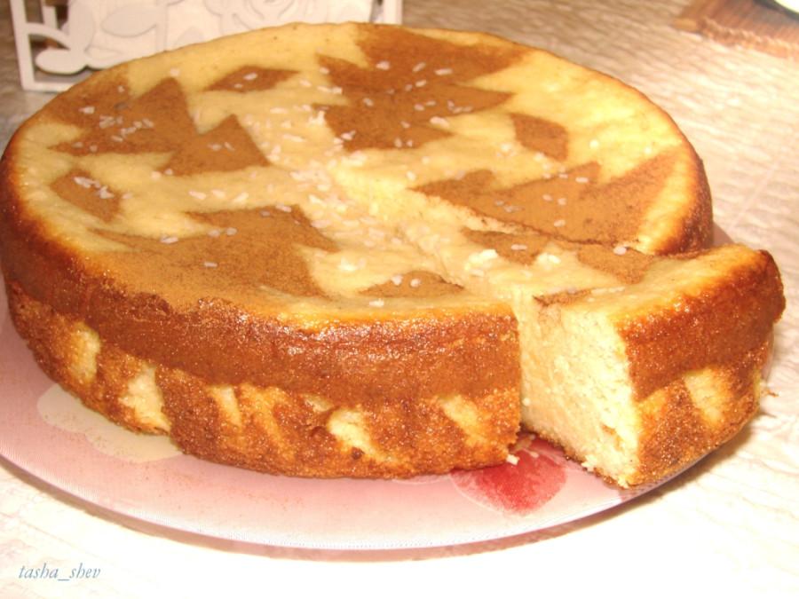 Рецепты пирогов из кефира и манки