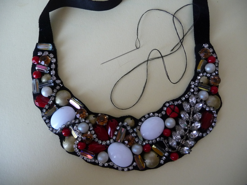Ожерелья своими руками из камней