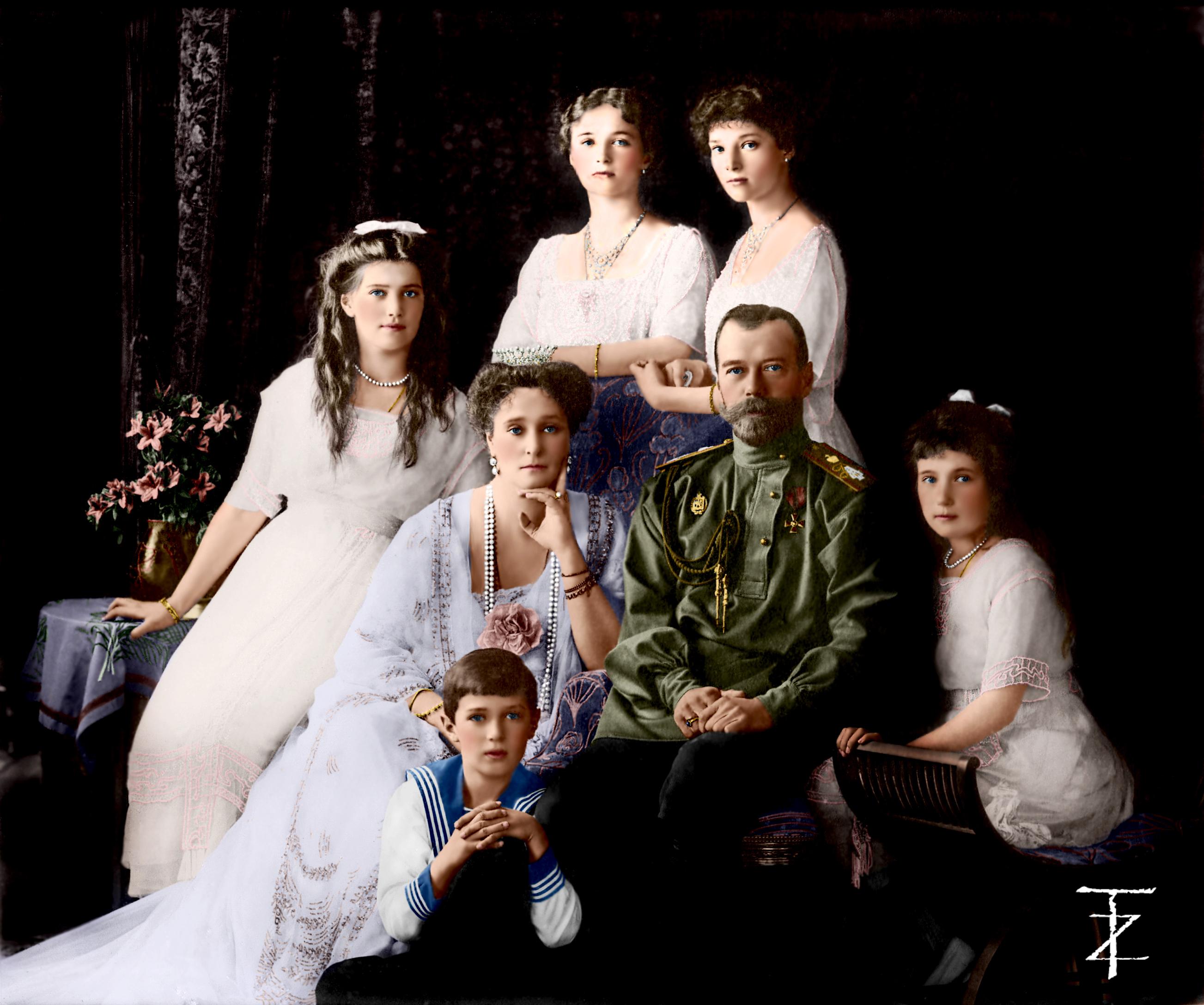 вашему картинки фото царских семей балкон предусмотрен