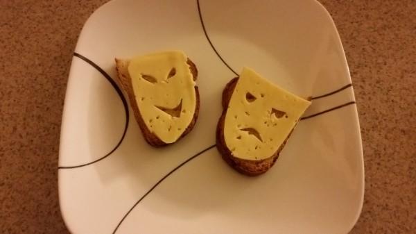 Маски. Бутерброды