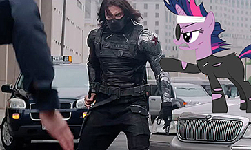 Winter Soldier with Apocalypse Twilight