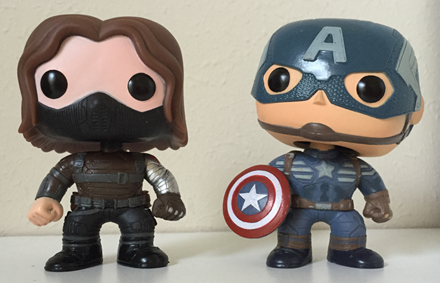 Please look at me Bucky!