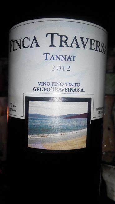 Finca Traversa Tannat 2012
