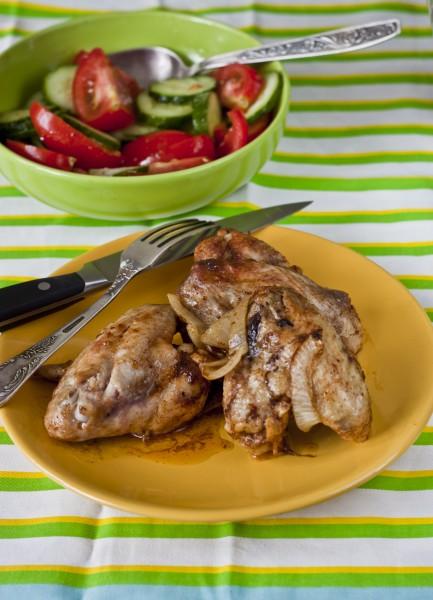 курица - восточная