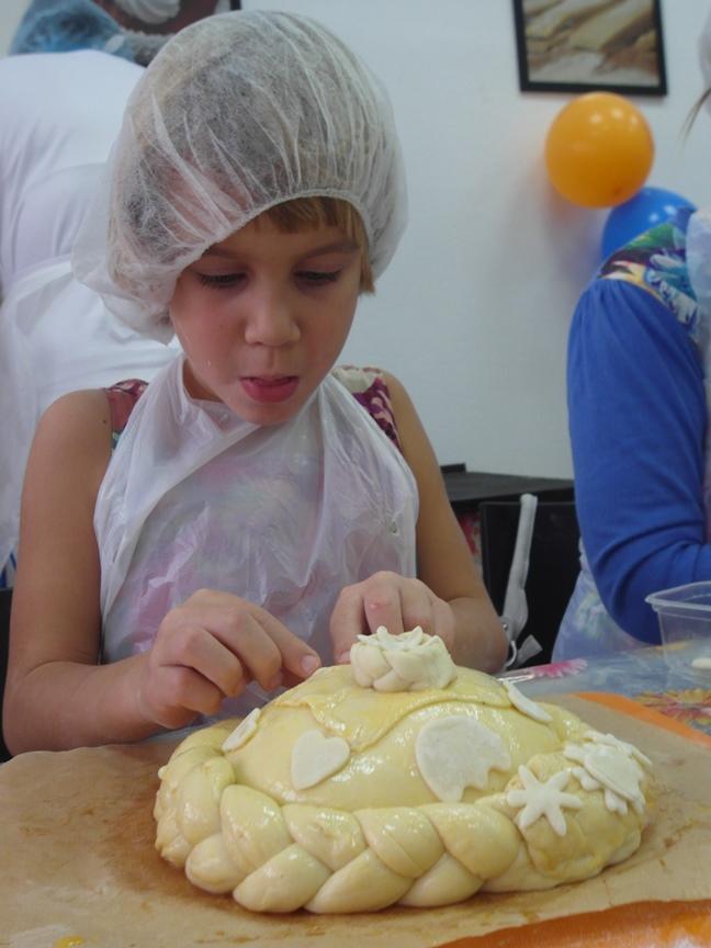 игры про пекарню