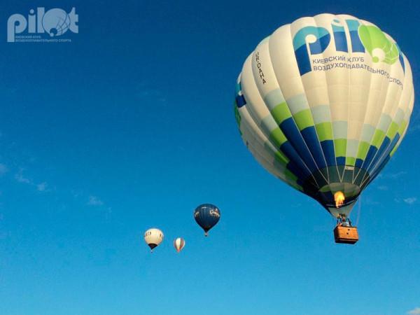 Фестиваль воздушных шаров Переяслав-Хмельницкий 2013.