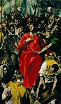 ElGreko_Эсполио (Срывание одежд с Христа). 1577–1579