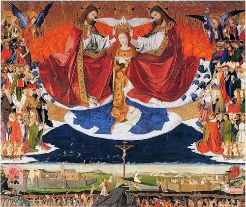 Шаронтон  «Коронация Марии»