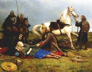 Смерть девы-воительницы