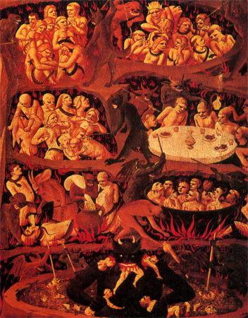 Рай и ад. Босх