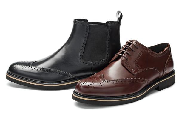 Модная мужская обувь осень-зима 2017
