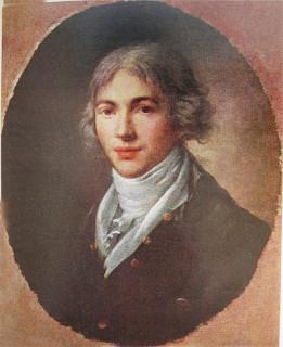 Ж.Б.Грёз.Портрет П.А.Строганова